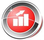 Красная кнопка рабочего режима онлайн-бизнесмена